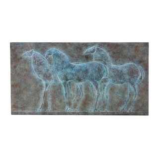 3 Chevaux I Bas-Relief