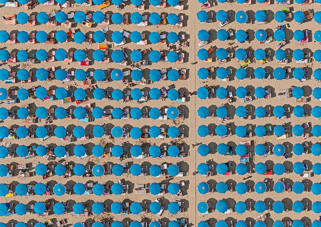 Aerial Views, Adria 20,Bernhard Lang,Photography