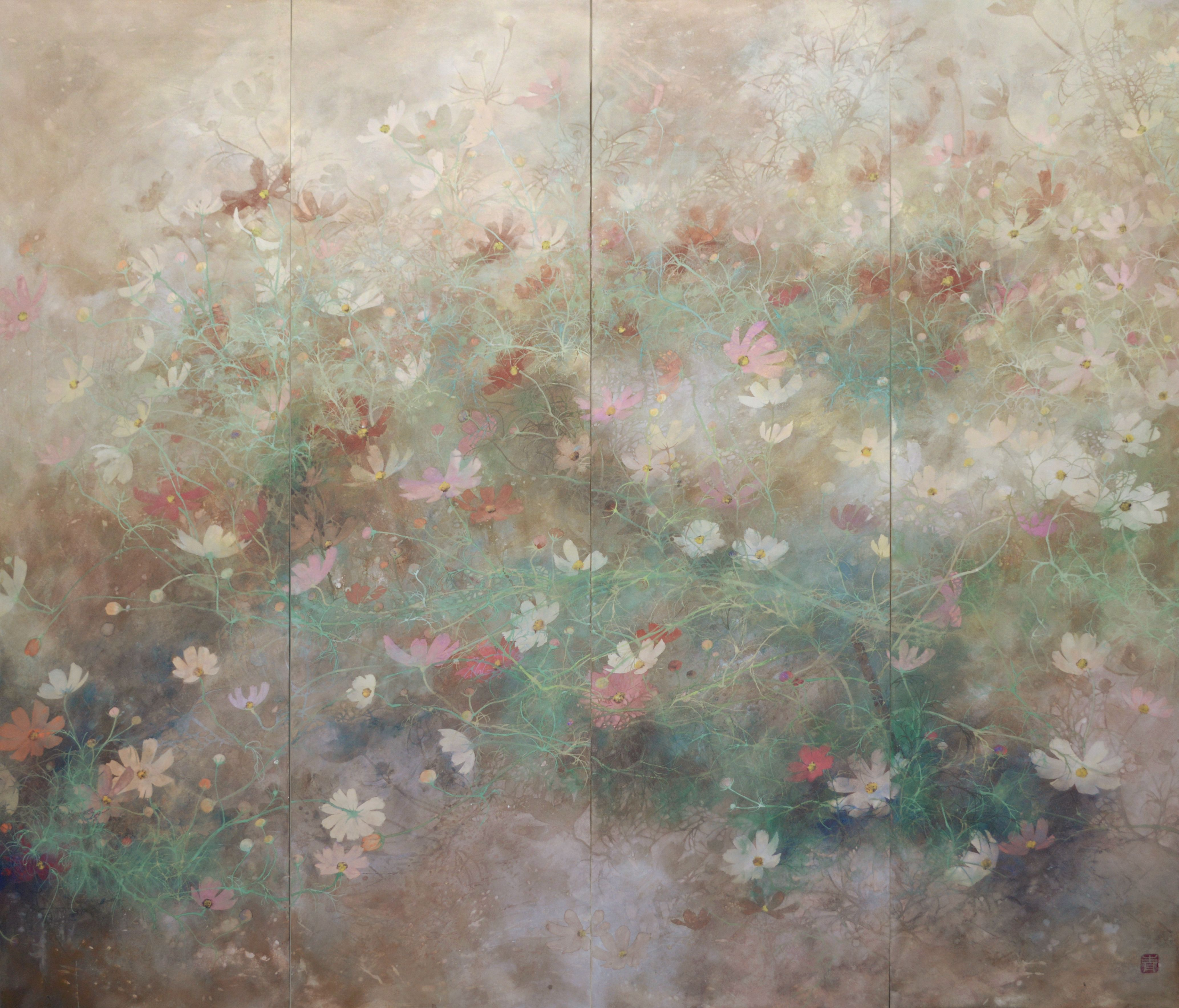 amour,Chen Yiching,Peinture