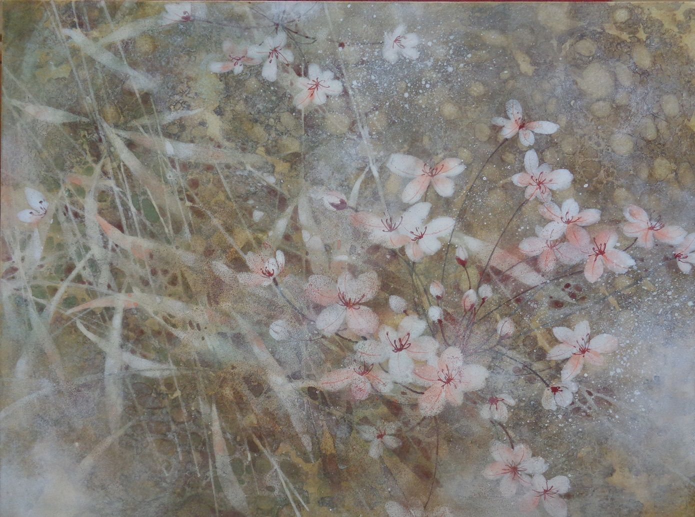 Afternoon - Chen Yiching - Contemporary painting