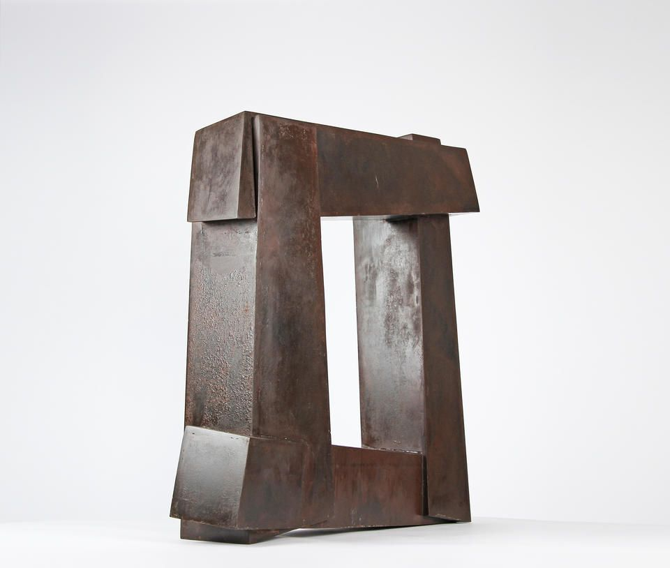 Arche II,Delphine Brabant,Sculpture contemporaine