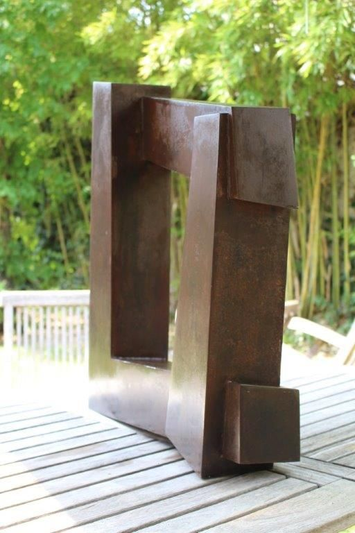 Arche II,Delphine Brabant,Sculpture contemporaine, detail 3