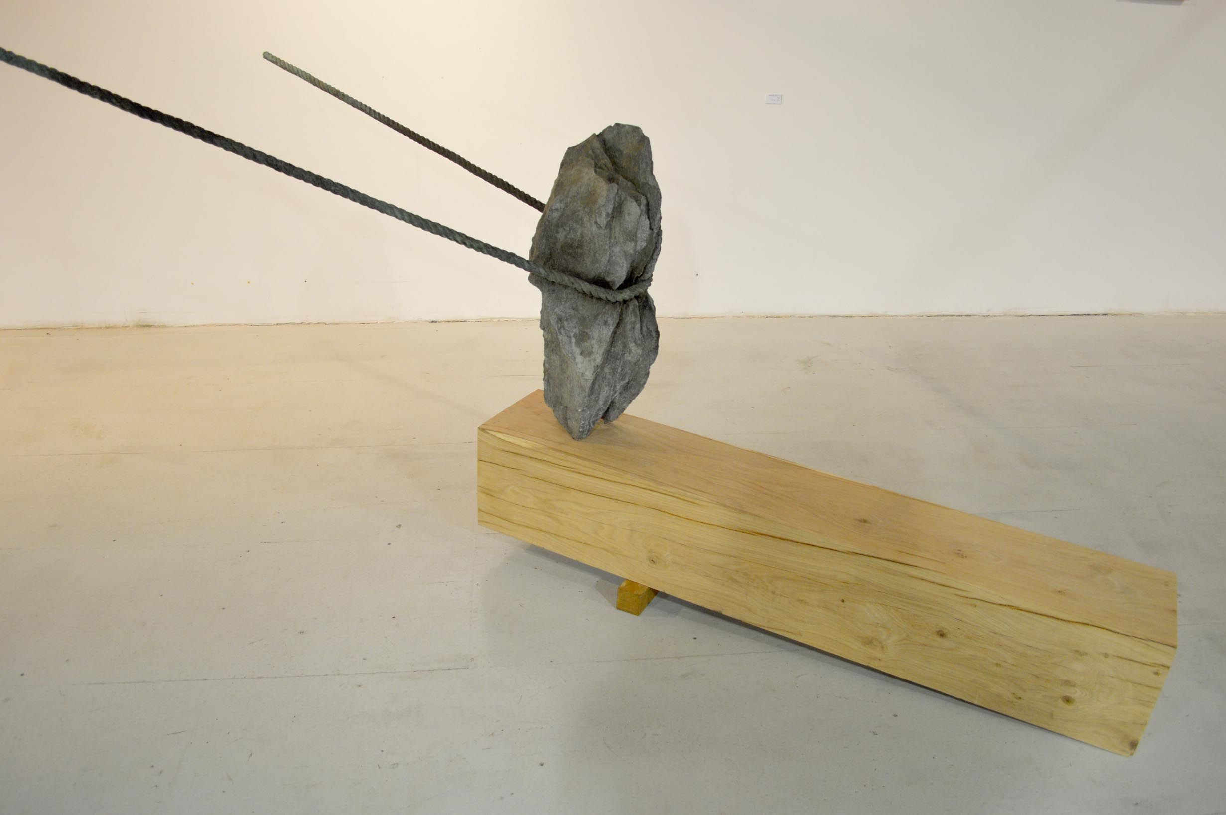 Attraction du vide II,Romain Langlois,Sculpture