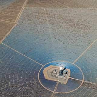 Aerial Views, Solar Plants 010