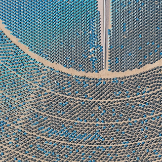 Aerial Views, Solar Plants 012