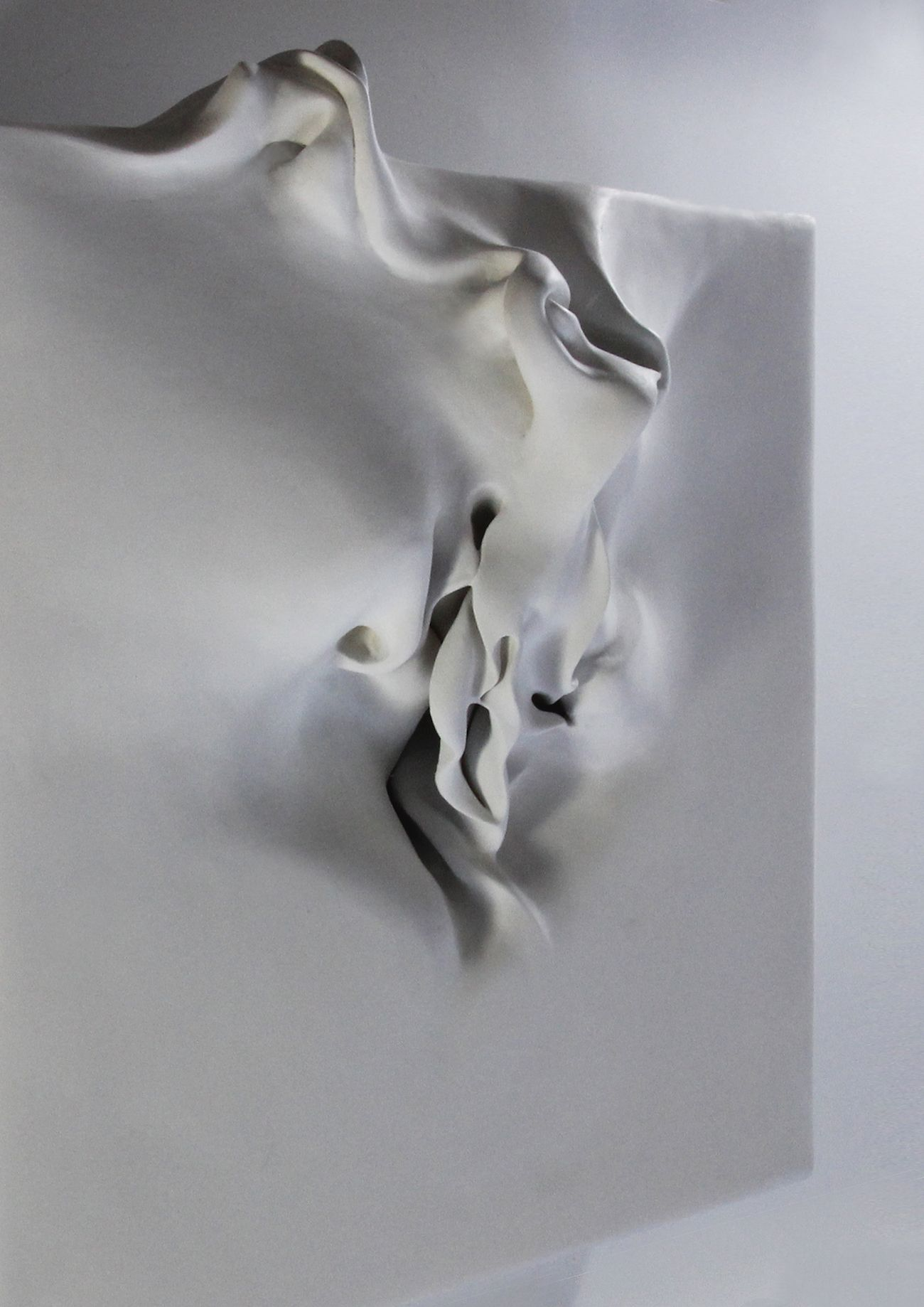 Be-Formed 3,Sharon Brill,Sculpture contemporaine, detail 1