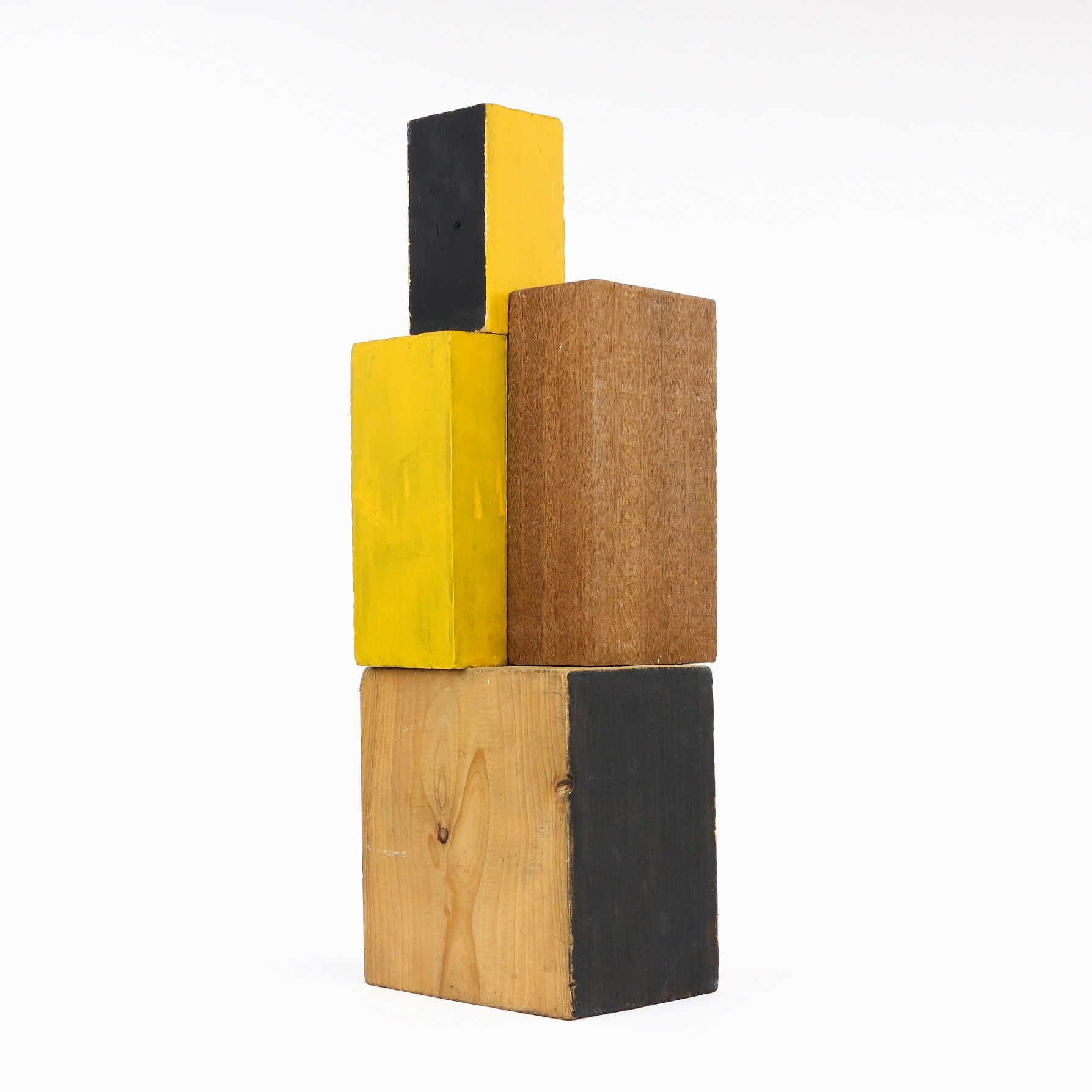 Blocs, série Architecture ,Delphine Brabant,Sculpture contemporaine