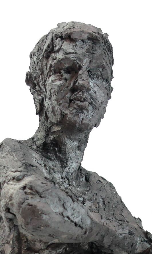 Bosco (avec Jérôme),Cécile Raynal,Sculpture contemporaine, detail 4
