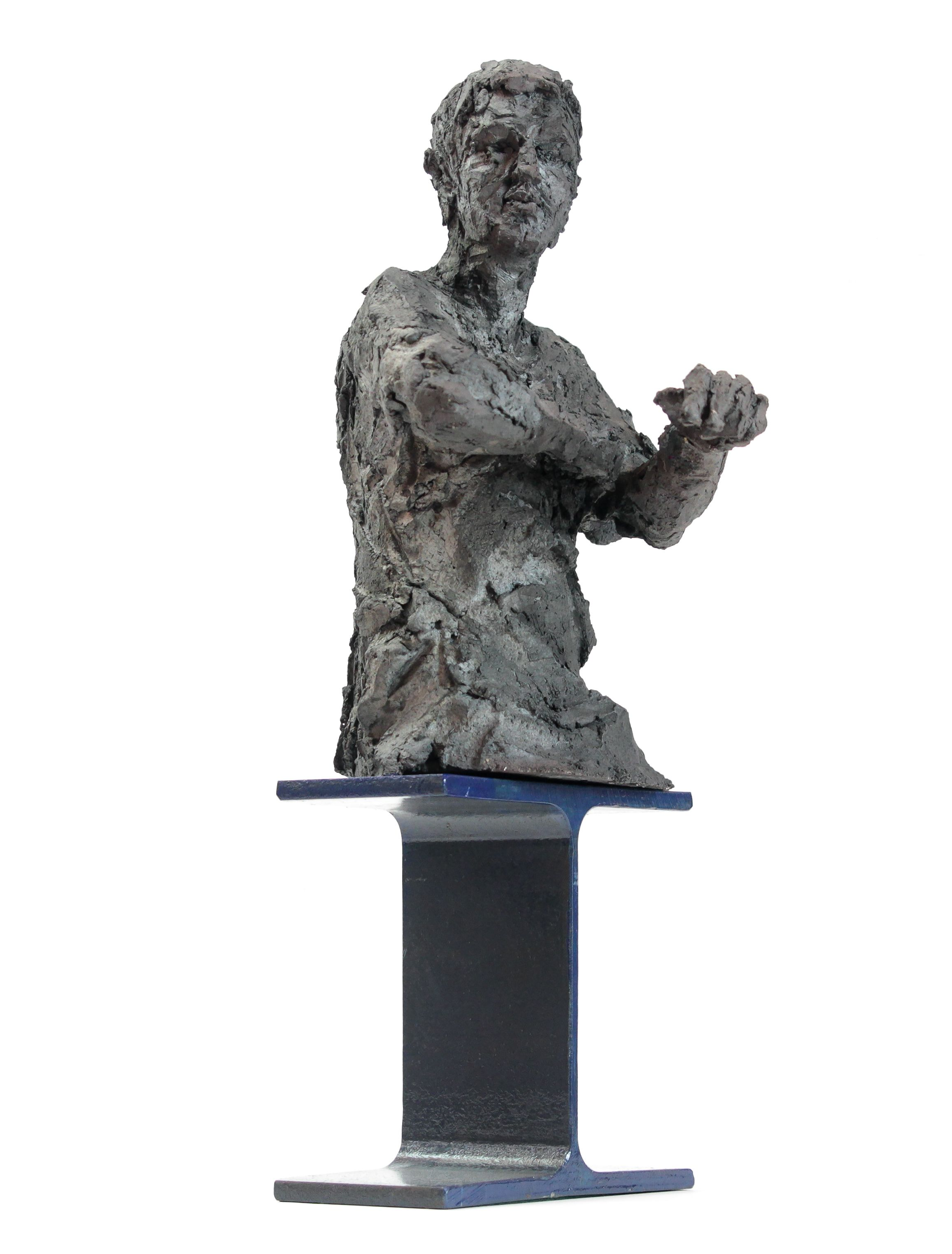 Bosco (with Jérôme),Cécile Raynal,Sculpture