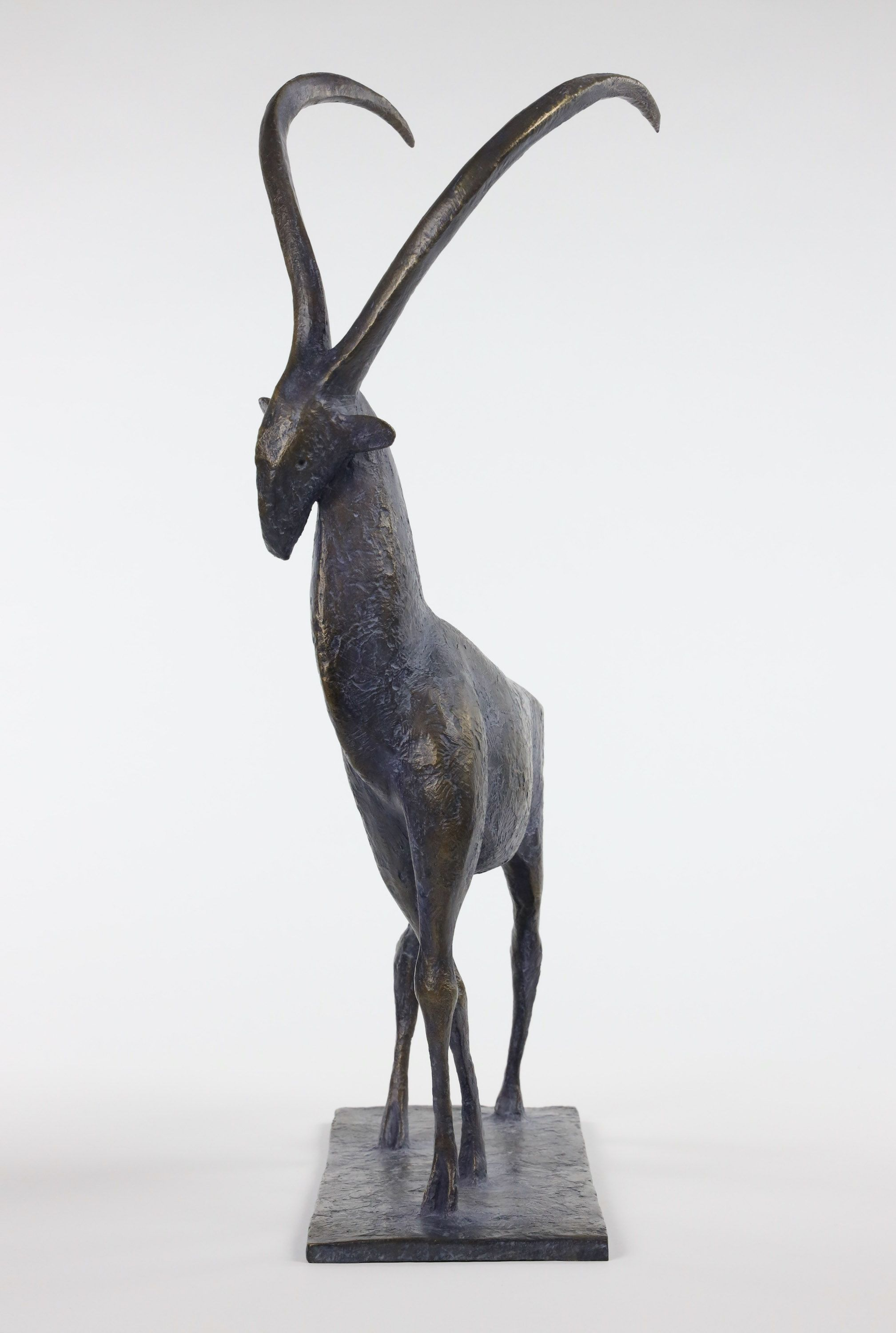 Ibex,Pierre Yermia,Sculpture, detail 2