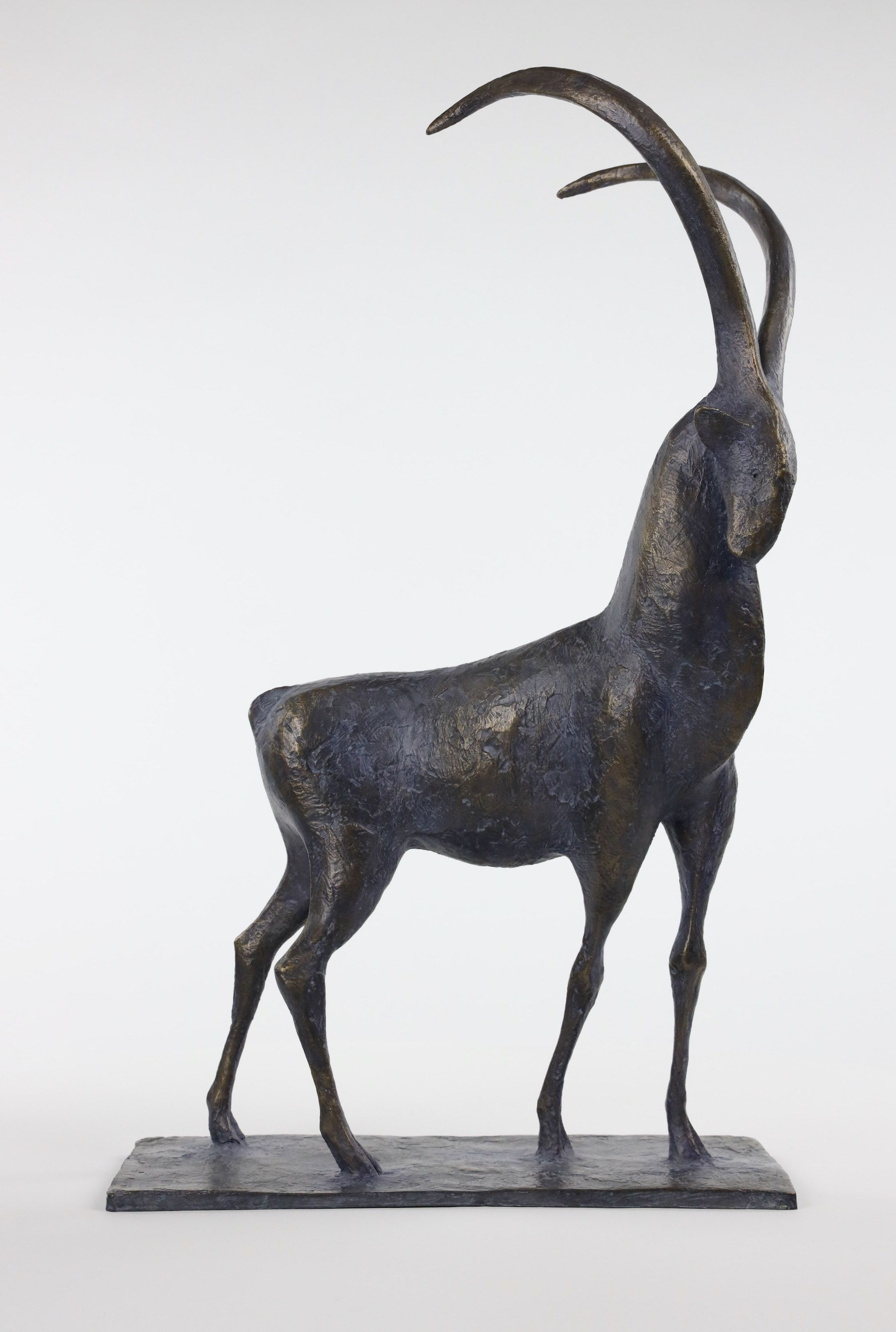Ibex,Pierre Yermia,Sculpture