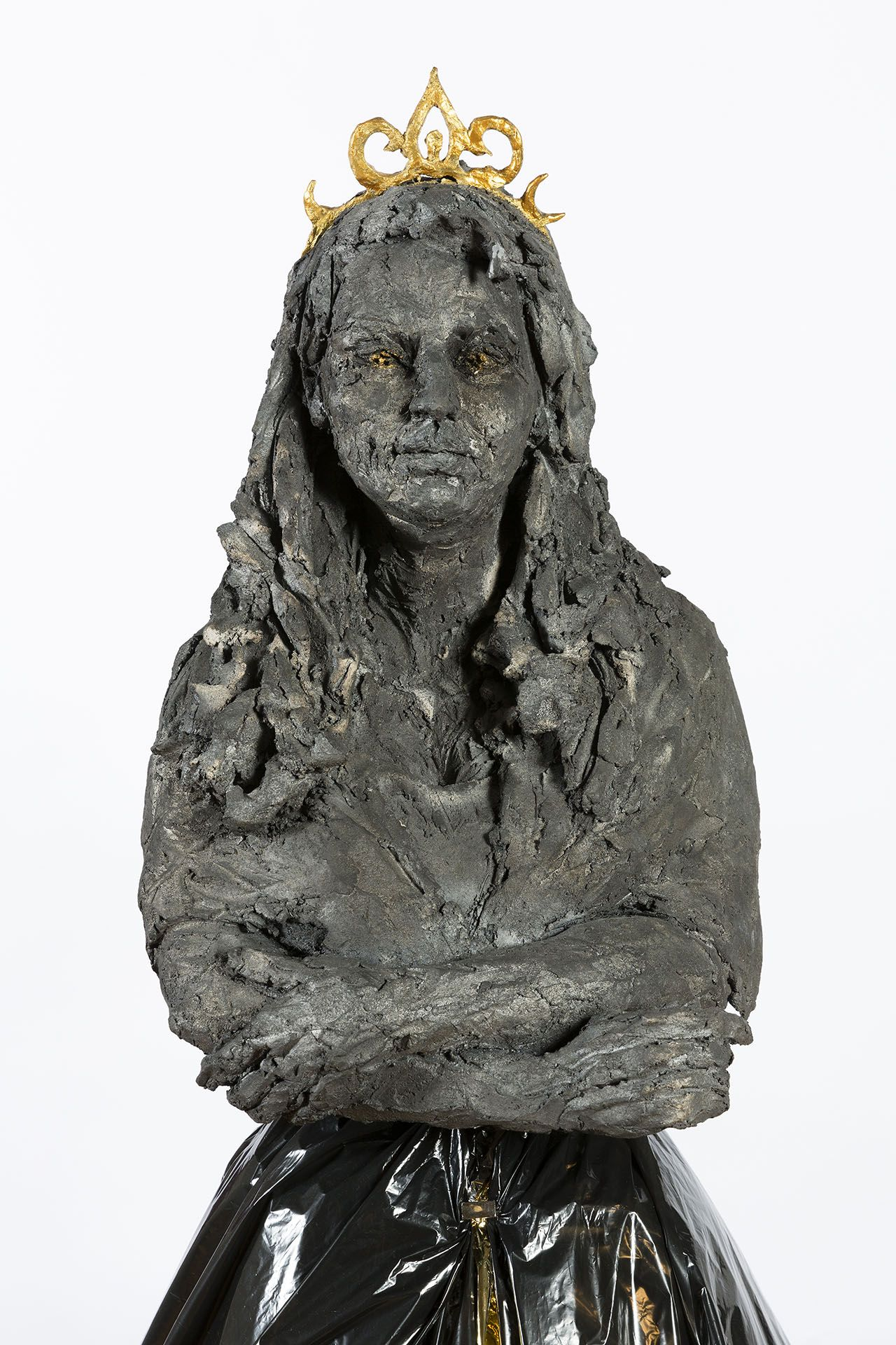 Princesse Sara,Cécile Raynal,Sculpture contemporaine, detail 1