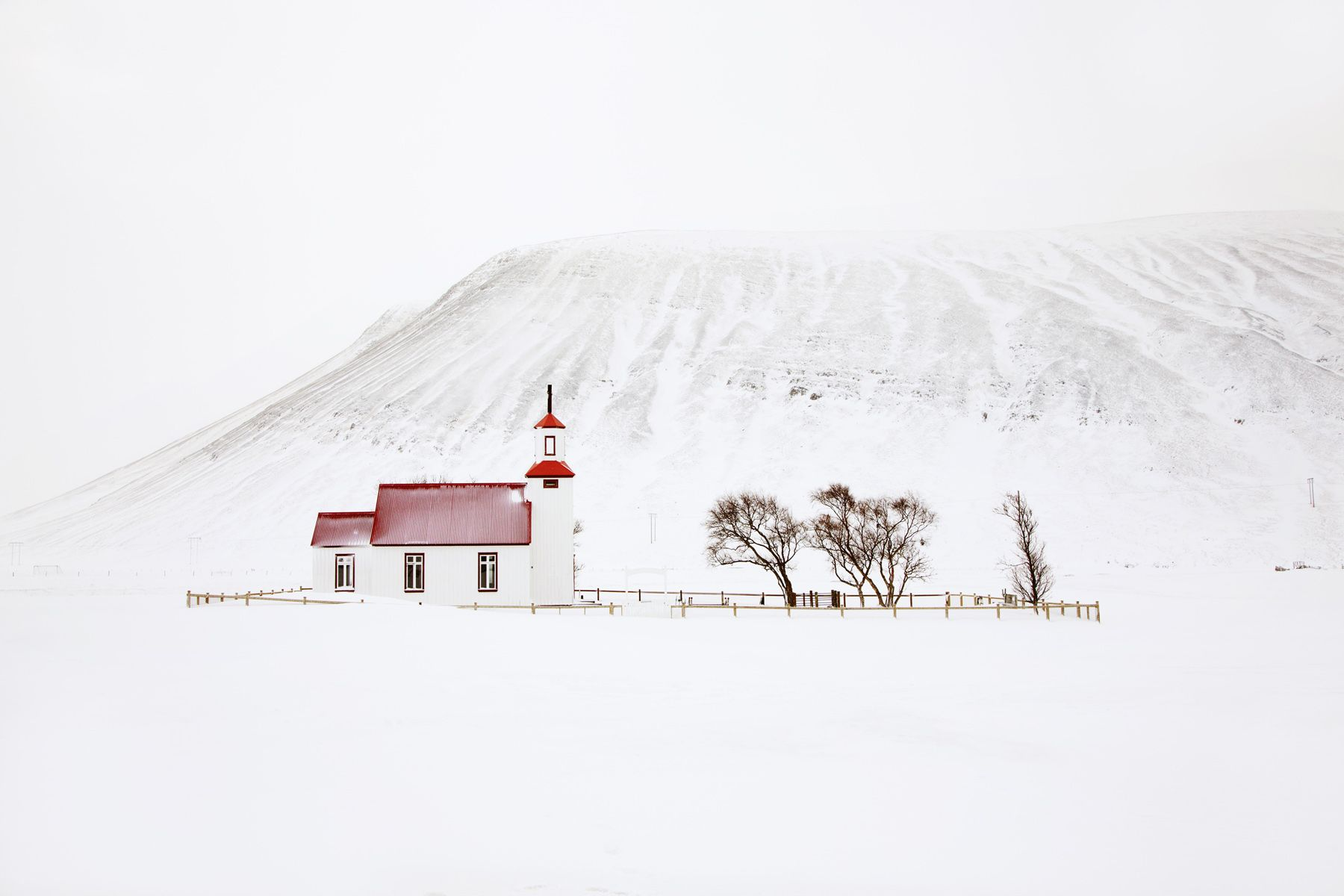 Chapelle blanche,Christophe Jacrot,Photographie contemporaine
