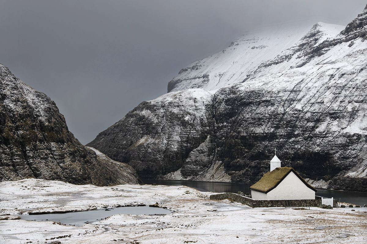 Lost chapel - Christophe Jacrot - Photography
