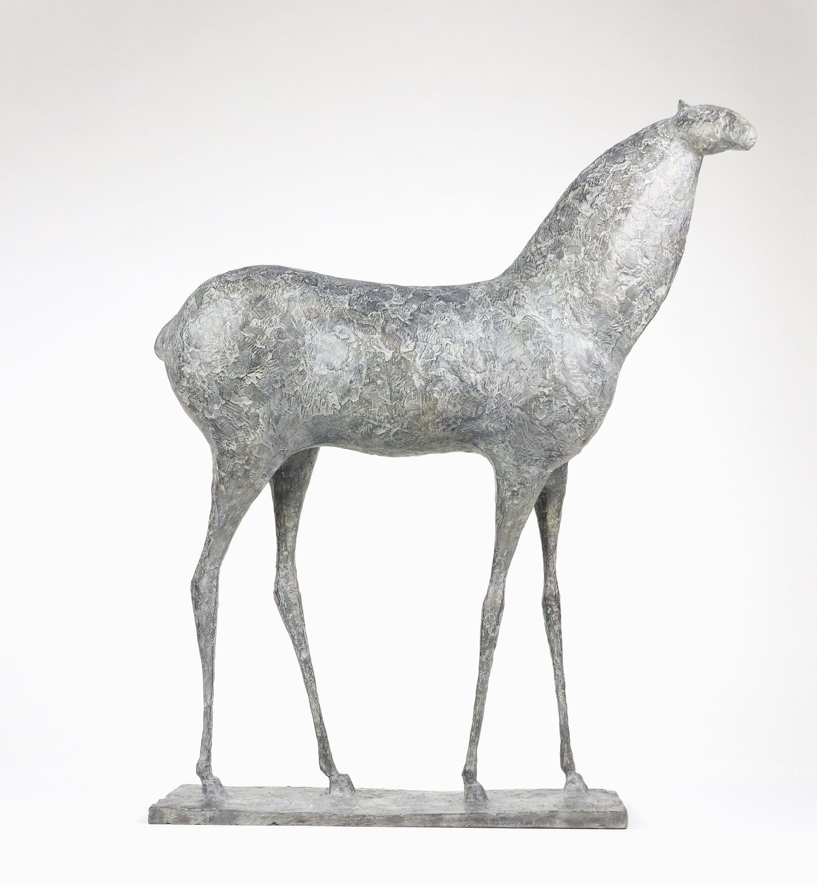 Cheval XIV ,Pierre Yermia,Sculpture contemporaine