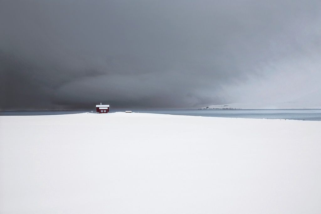 La maison rouge,Christophe Jacrot,Photographie contemporaine