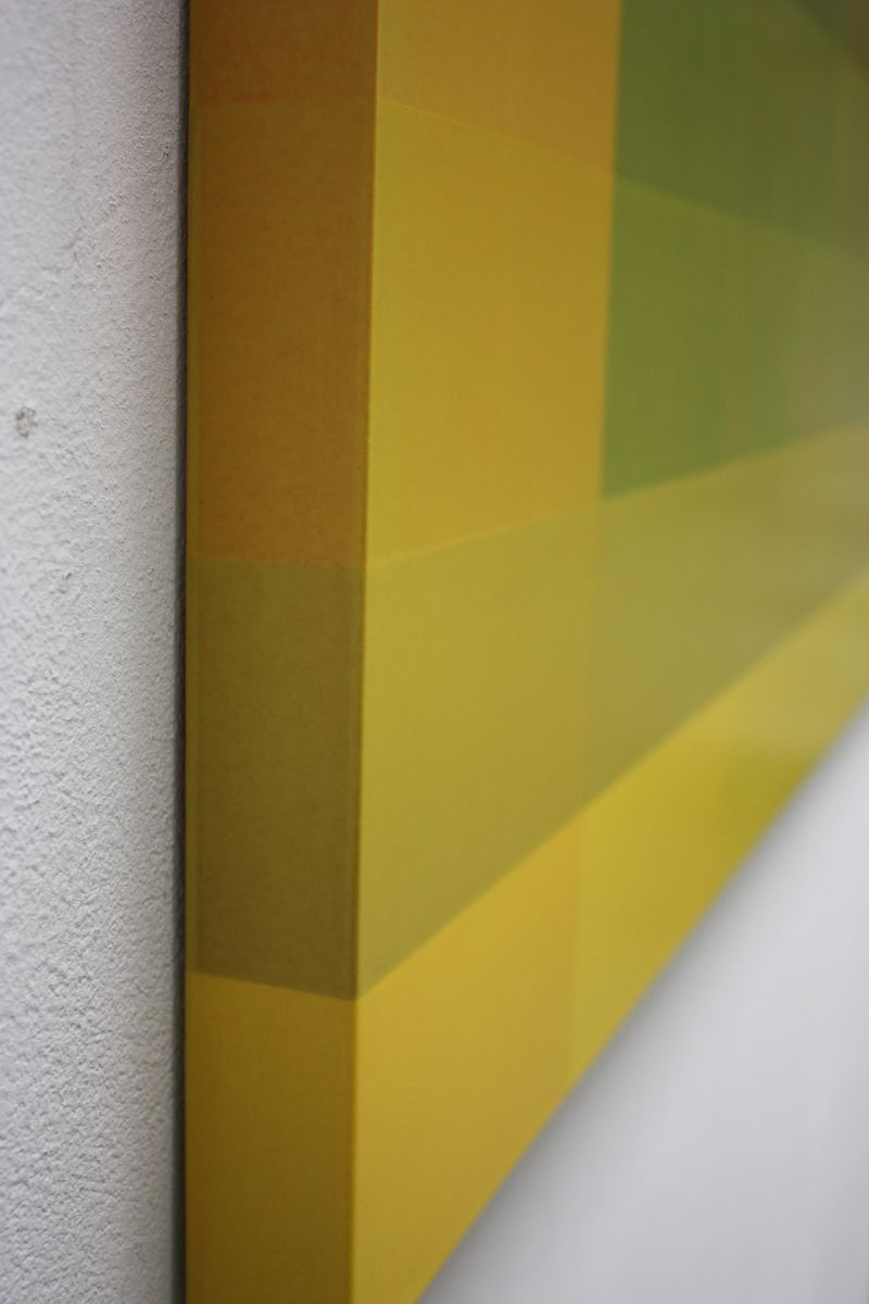 Composition 0719-3,Ahn Hyun-Ju,Peinture contemporaine, detail 4