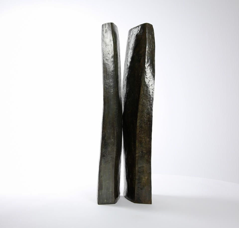 Couple,Delphine Brabant,Sculpture