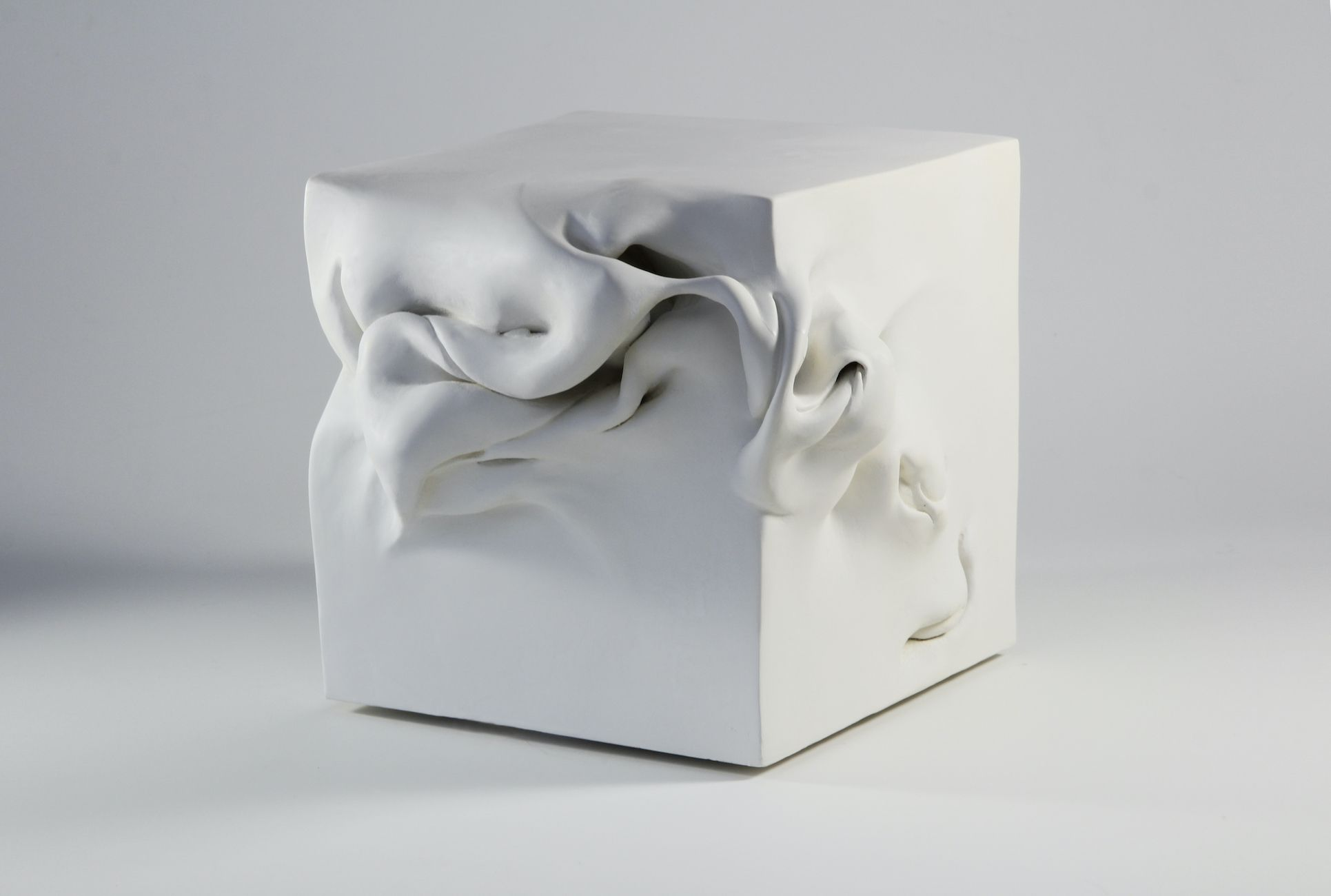 Cube 3,Sharon Brill,Sculpture