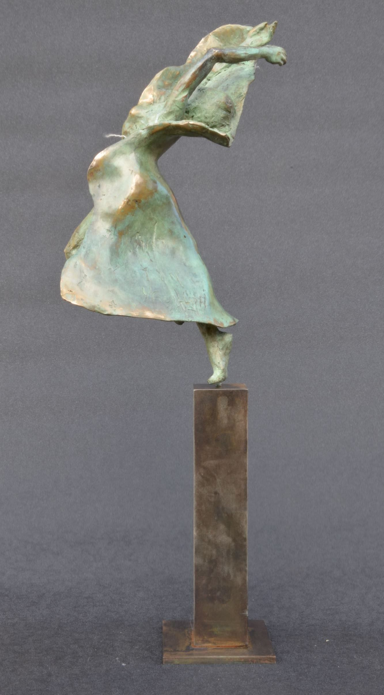 Danseuse moderne III,Yann Guillon,Sculpture contemporaine