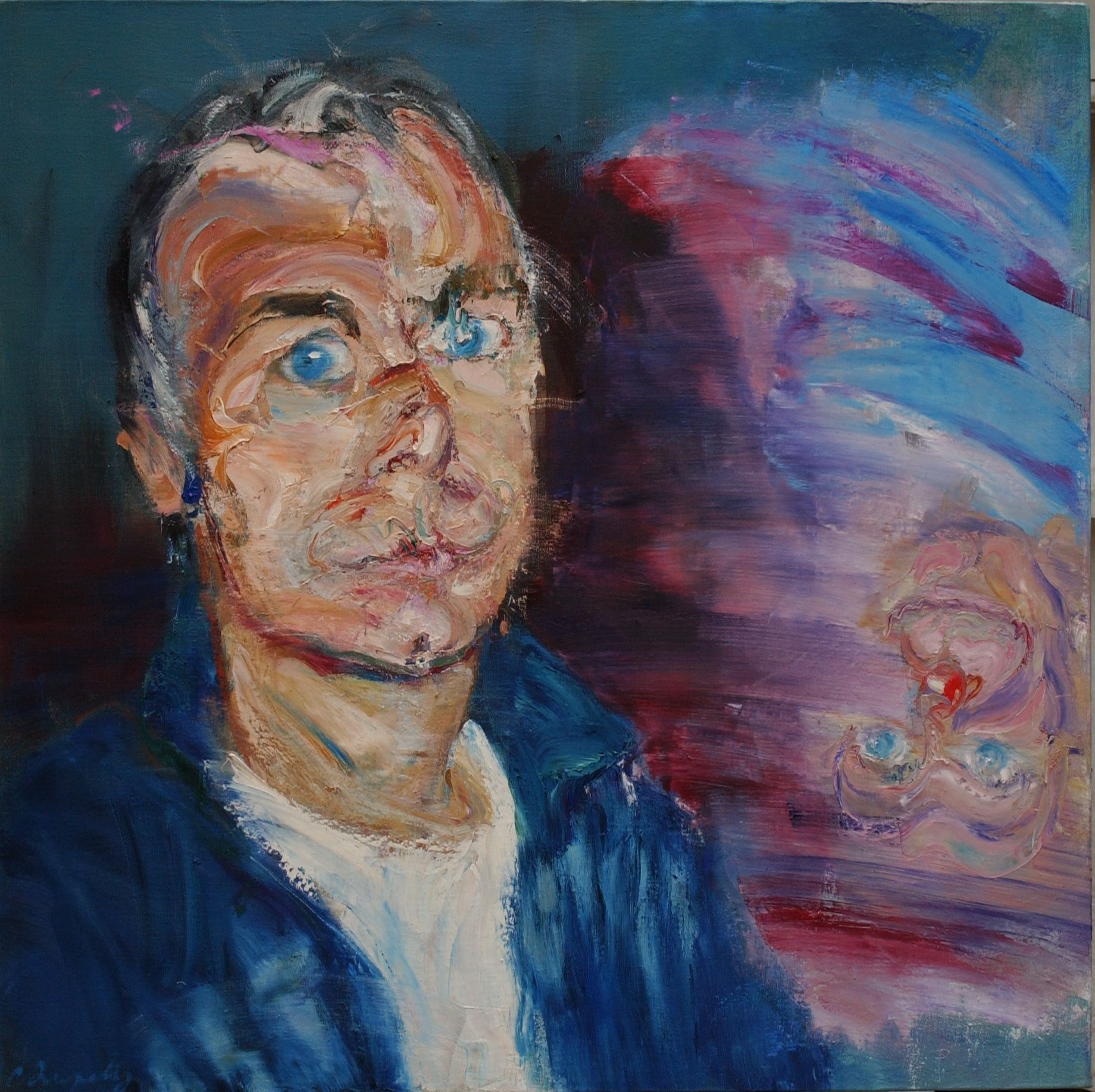 DUBOSC,Christophe Dupety,Contemporary painting