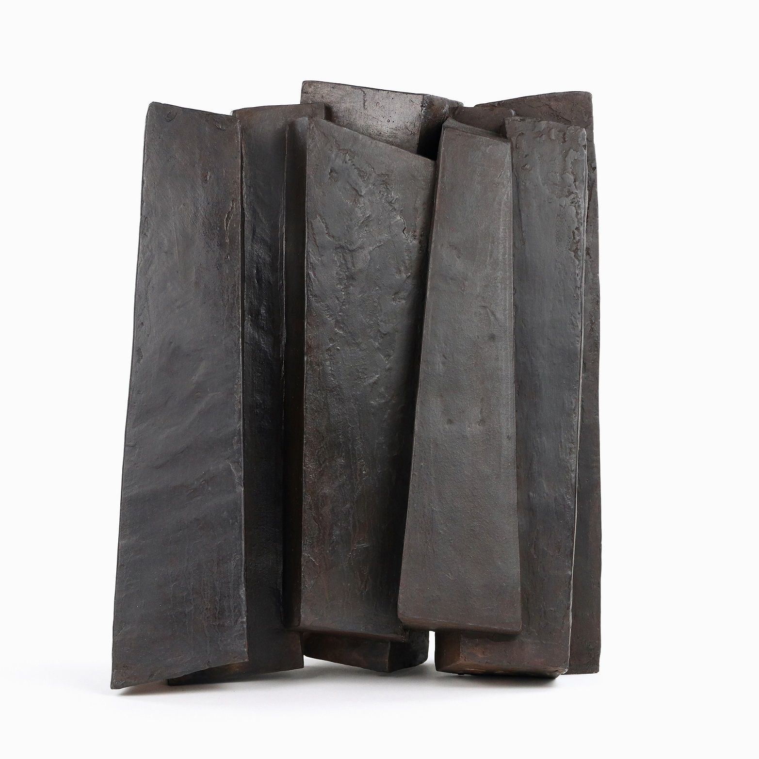 Ensemble II, série Sillon,Delphine Brabant,Sculpture contemporaine
