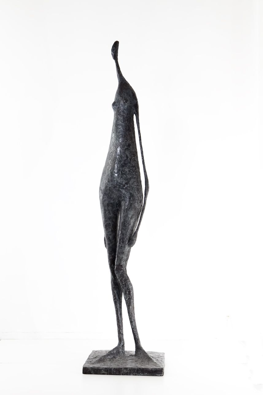 Figure Monumentale Debout I, Pierre Yermia,Sculpture contemporaine
