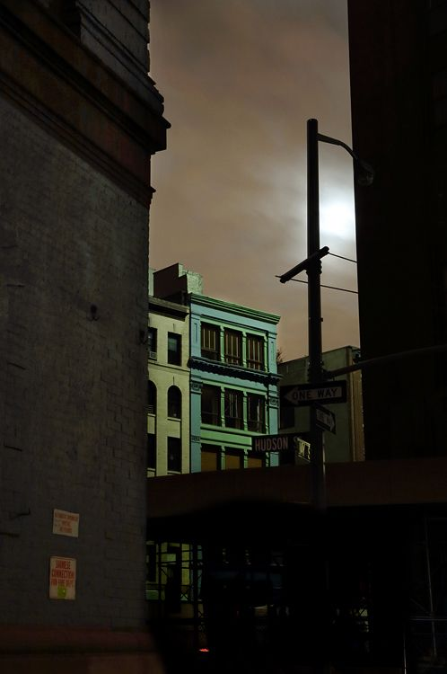 Full Moon,Christophe Jacrot,Photographie