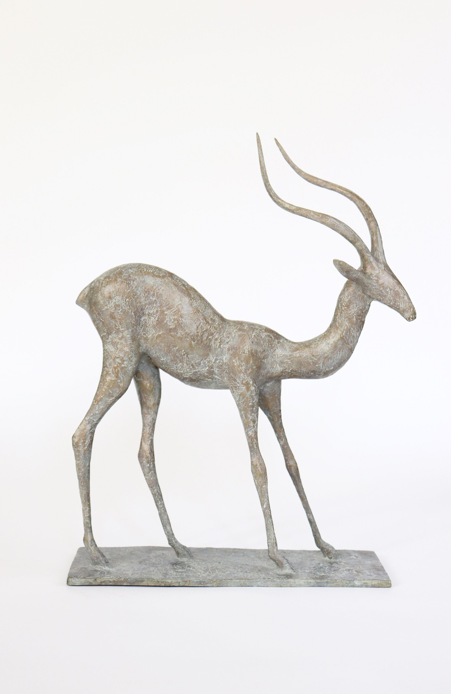 Gazelle III,Pierre Yermia,Sculpture