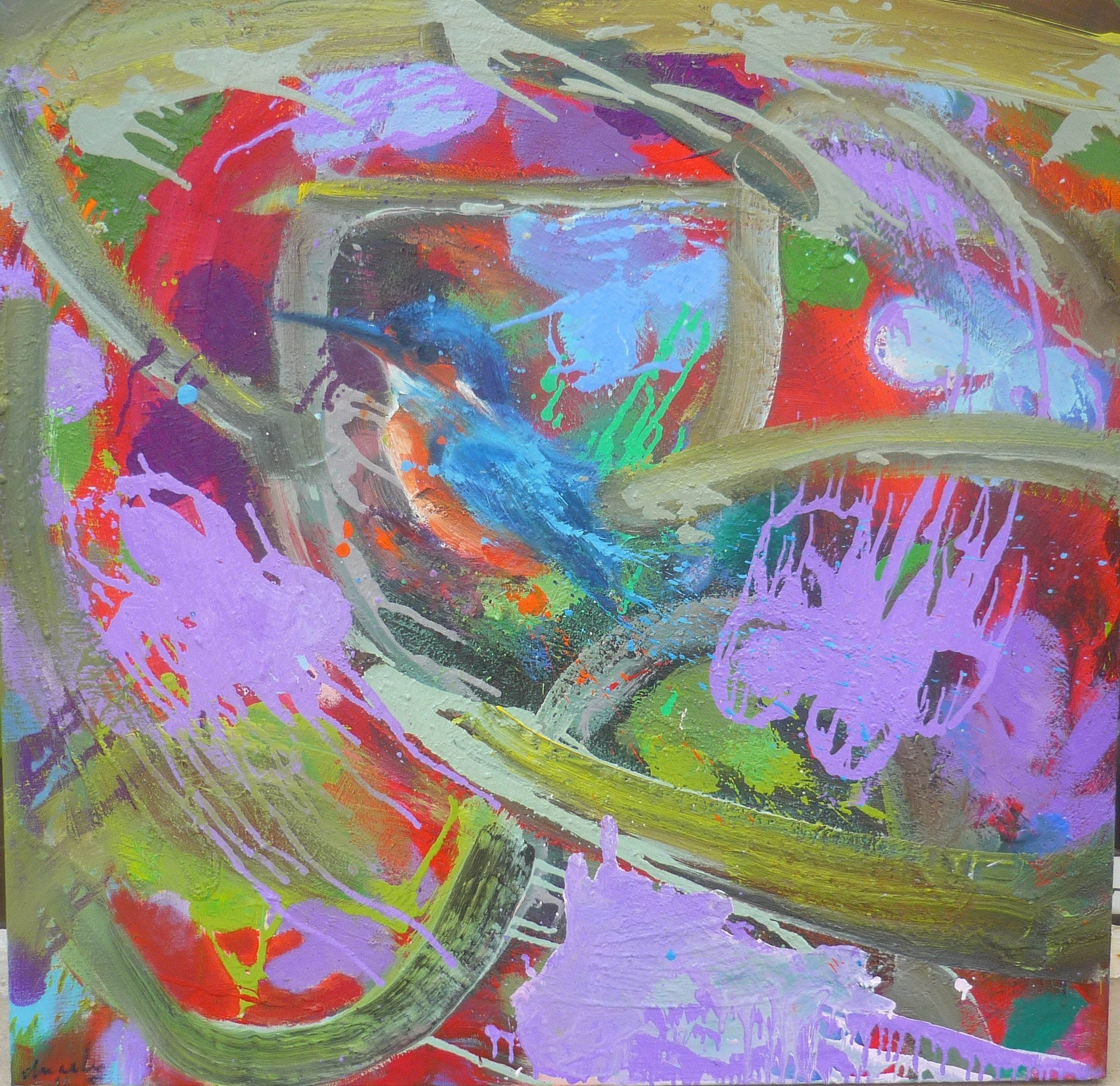 Gue,Christophe Dupety,Contemporary painting