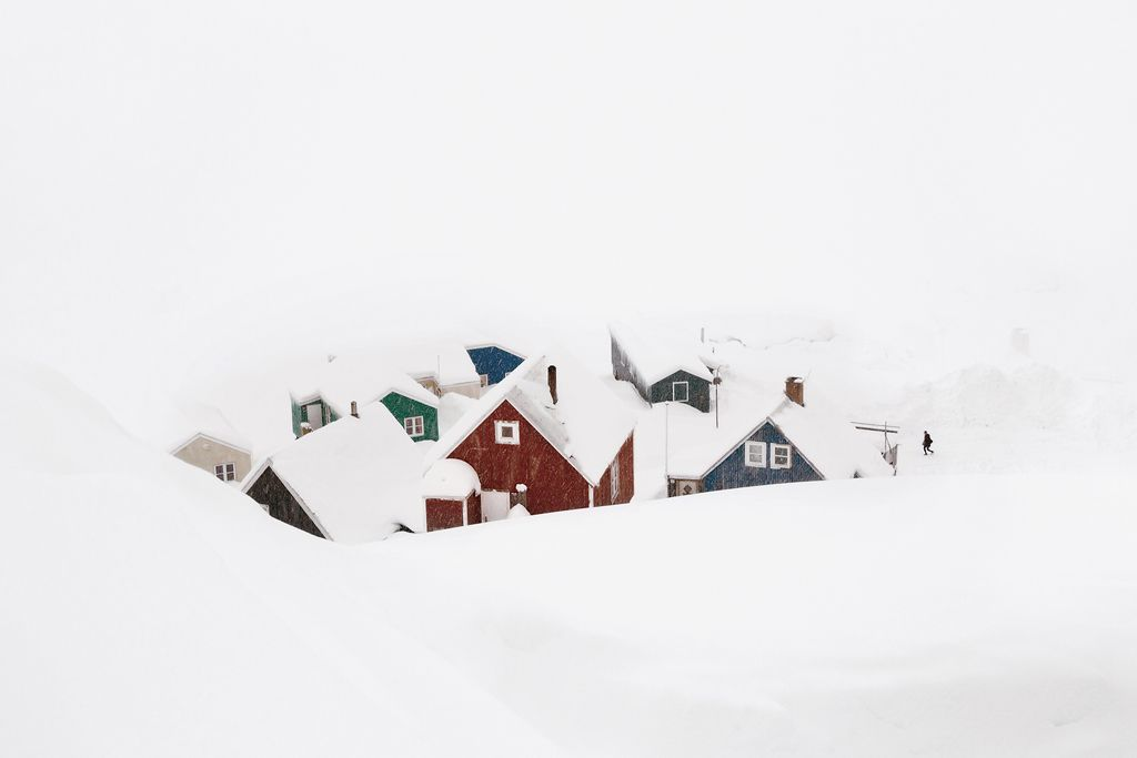 Hamlet, Blizzard 2,Christophe Jacrot,Photographie contemporaine