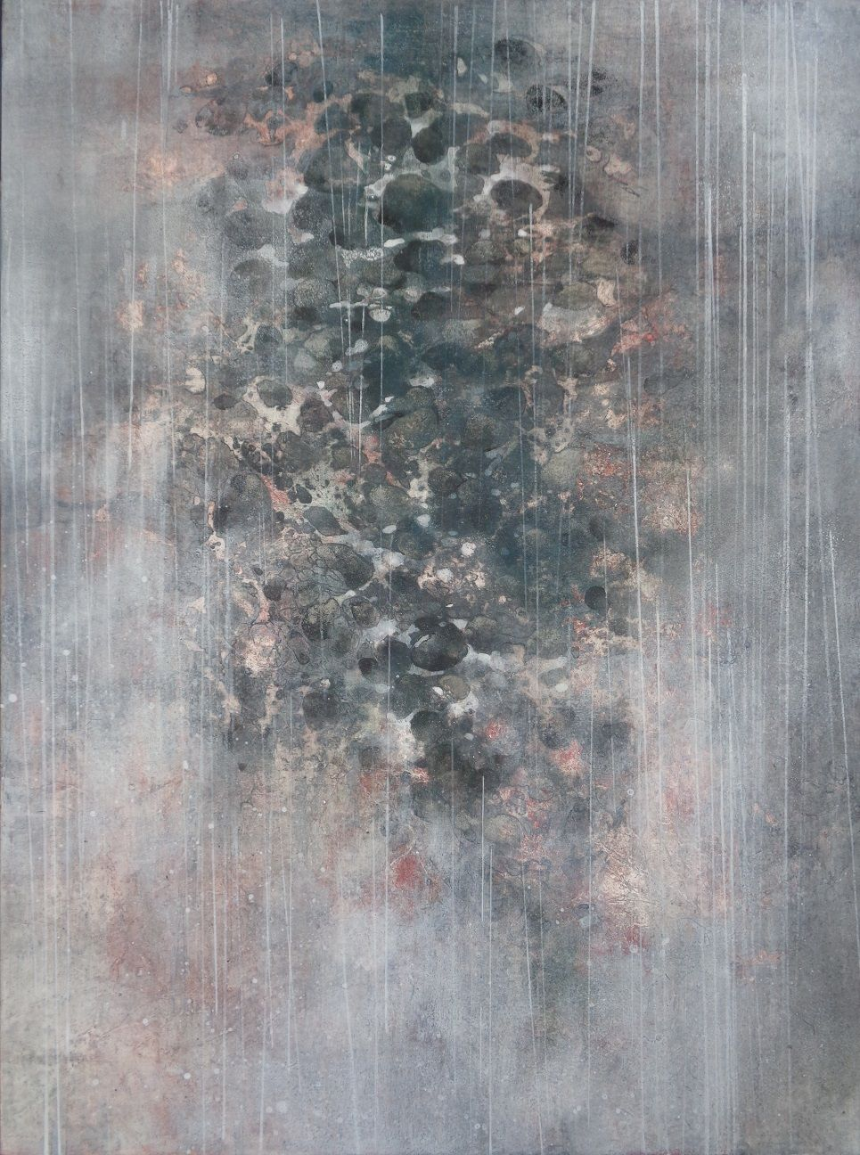 Rainy day I,Chen Yiching,Contemporary painting