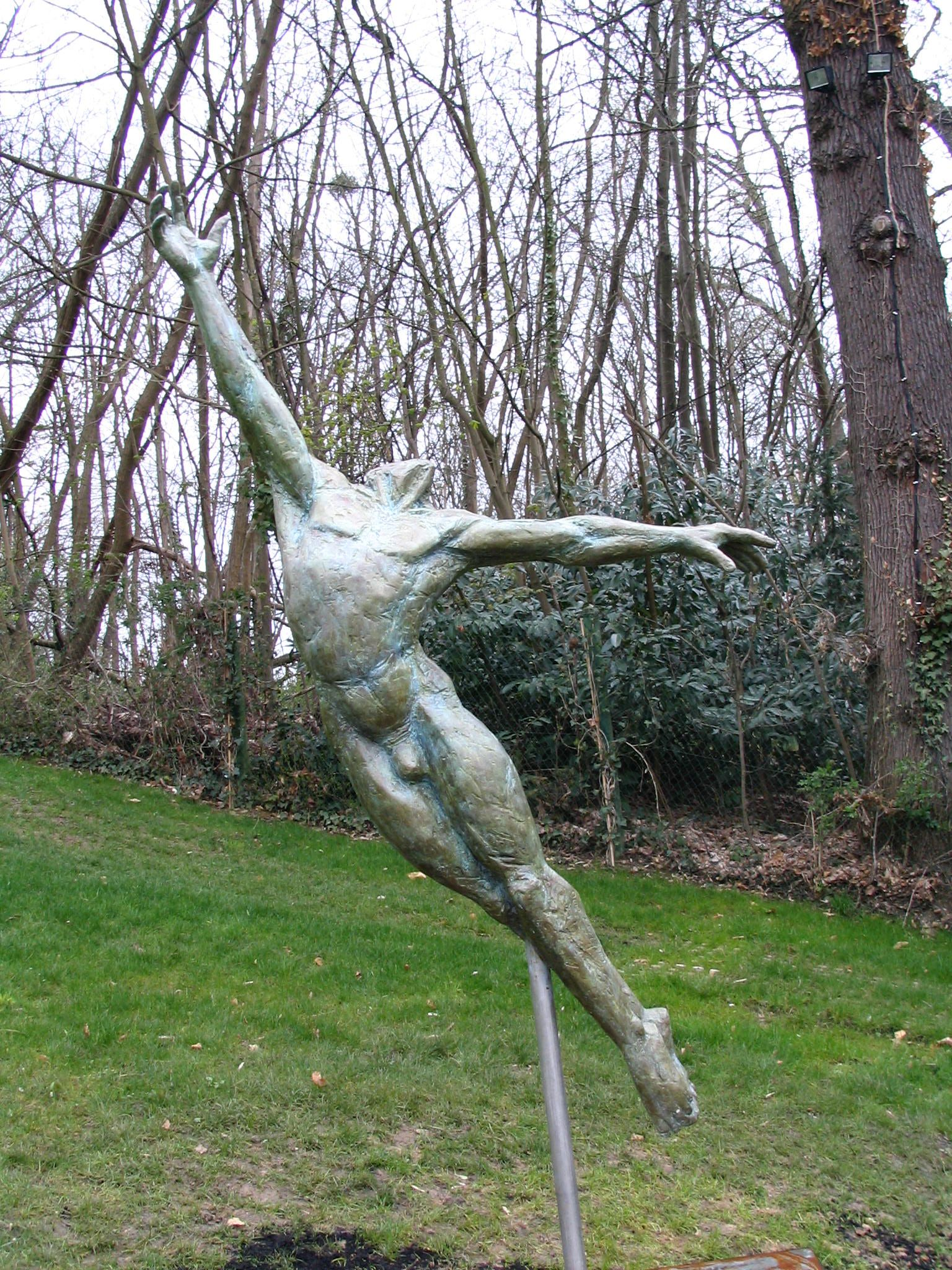 Le Grand Danseur IV,Yann Guillon,Sculpture contemporaine