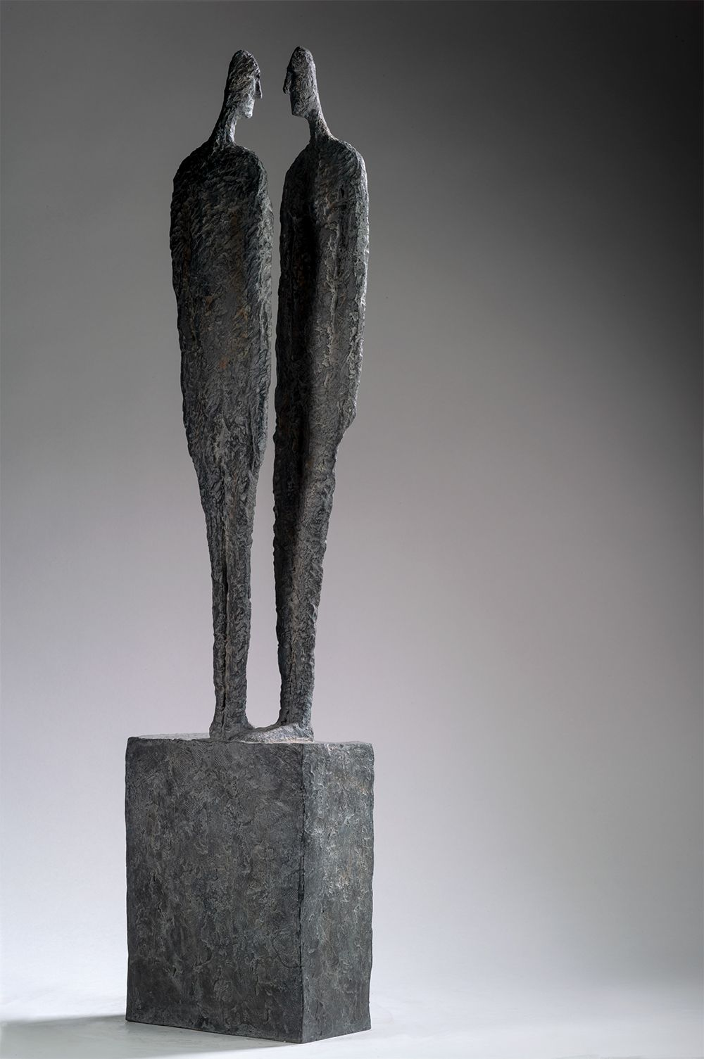 The Great Secret, Primary Forms series - Martine Demal - Sculpture - detail 1