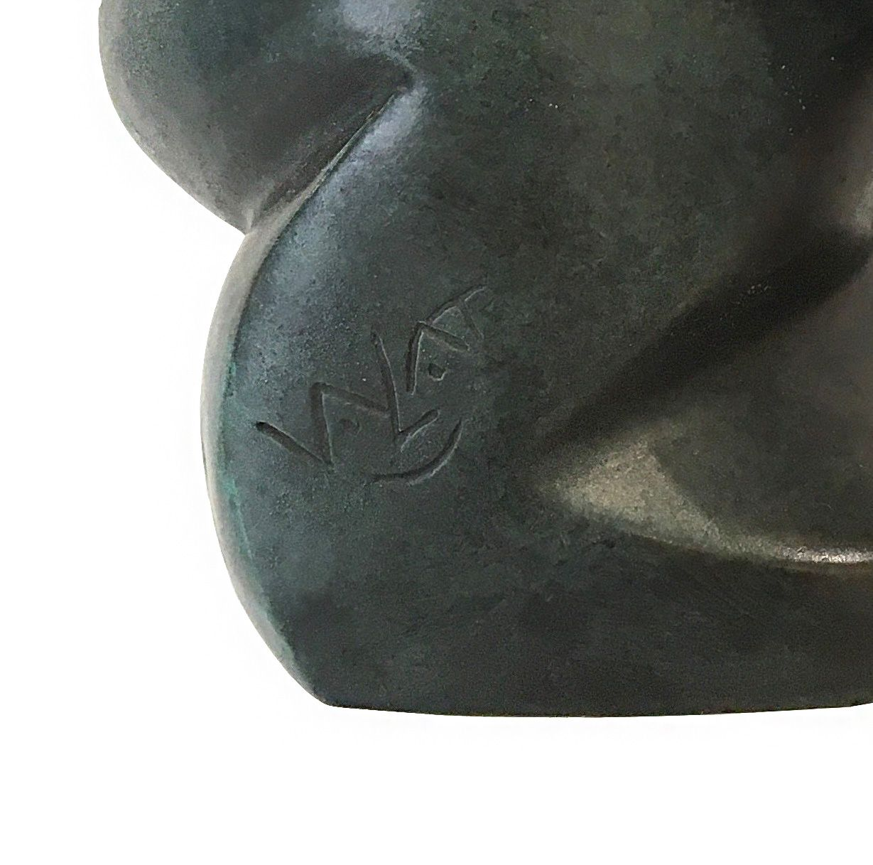 Sculpture - Eric Valat - Grounded I - detail 4