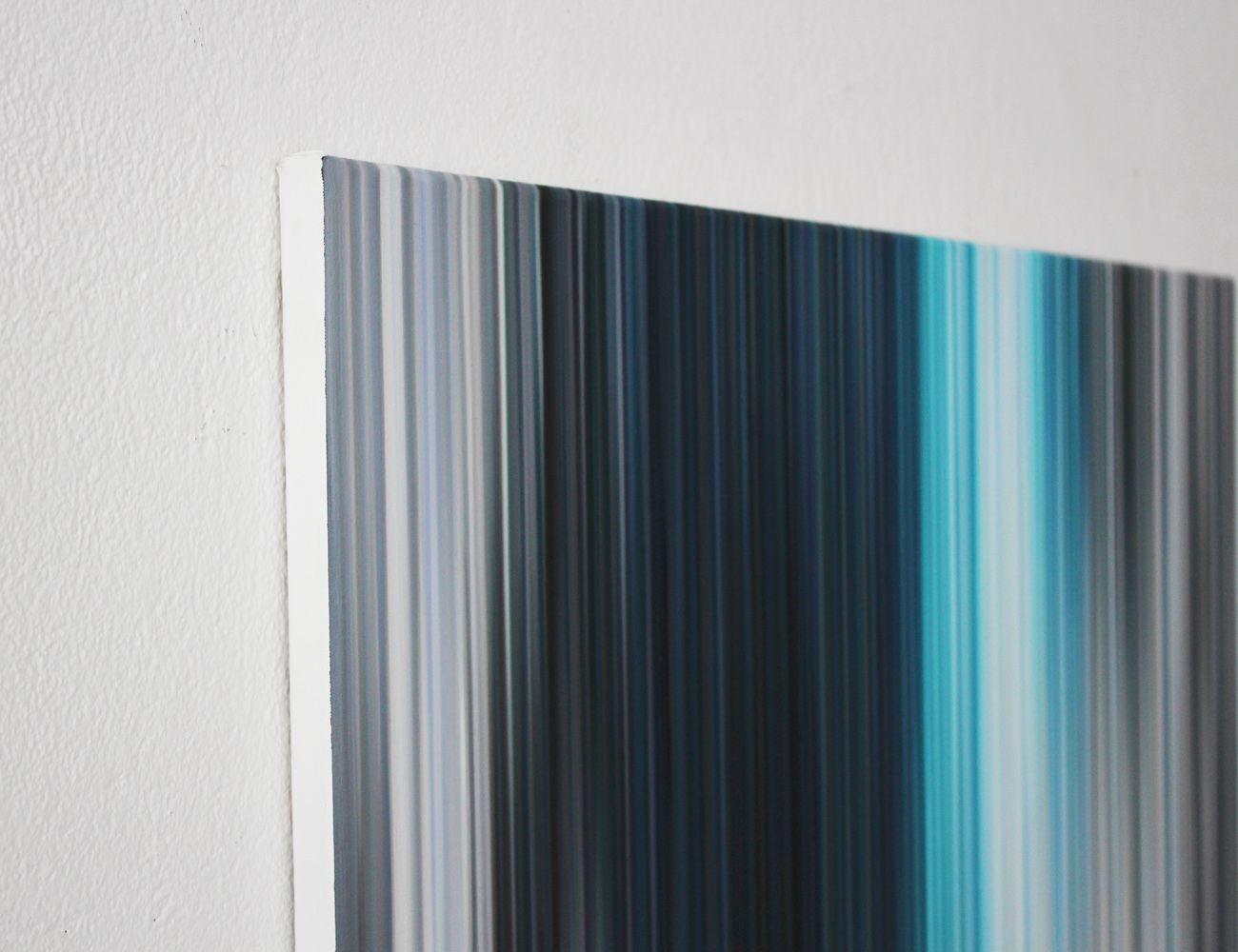 Light'n'Lines No.01,Doris Marten,Contemporary painting, detail 2