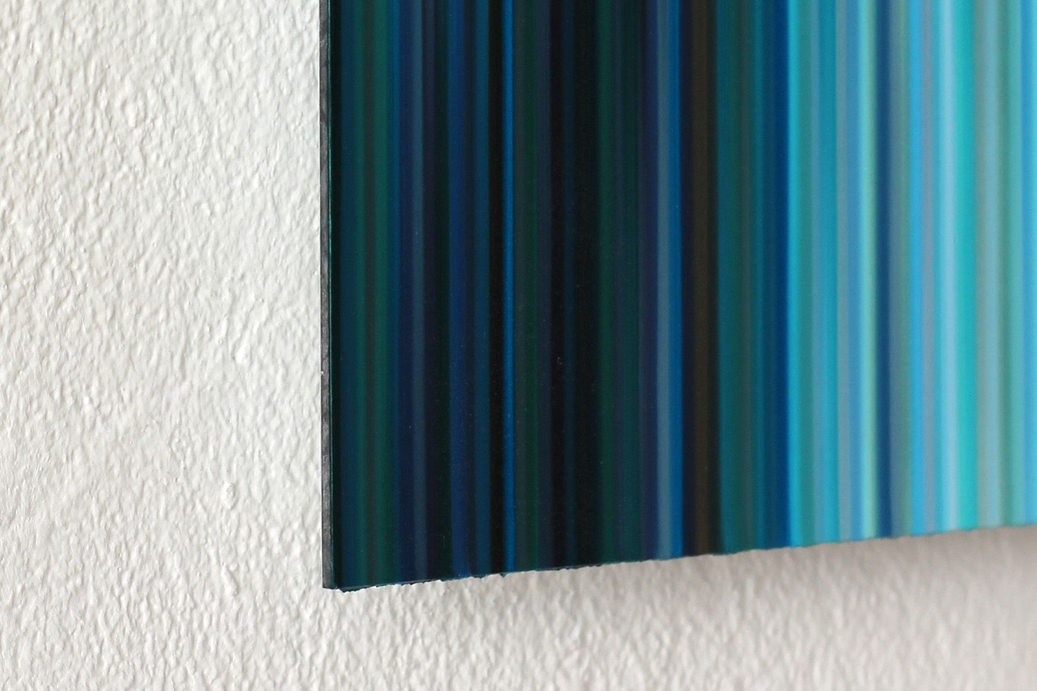 Light'n'Lines No.9,Doris Marten,Contemporary painting, detail 2