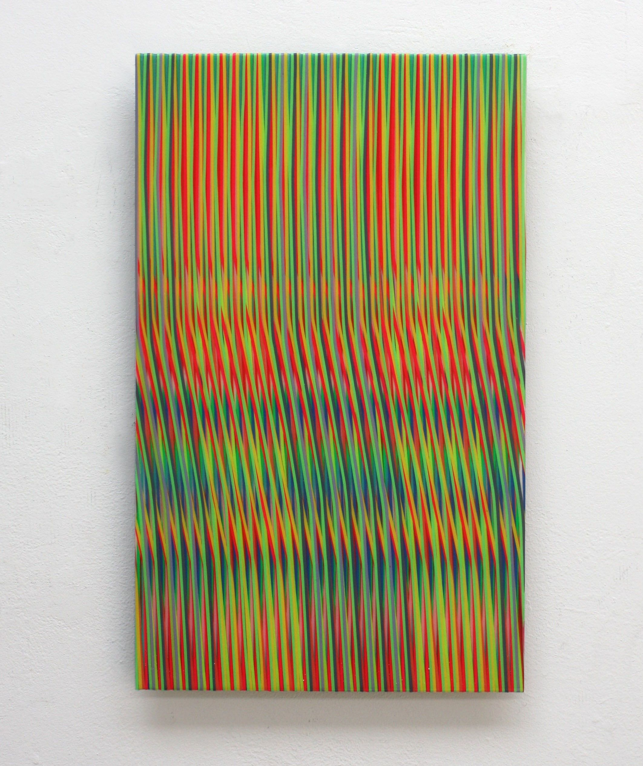 Line 1213-13,Ahn Hyun-Ju,Contemporary painting