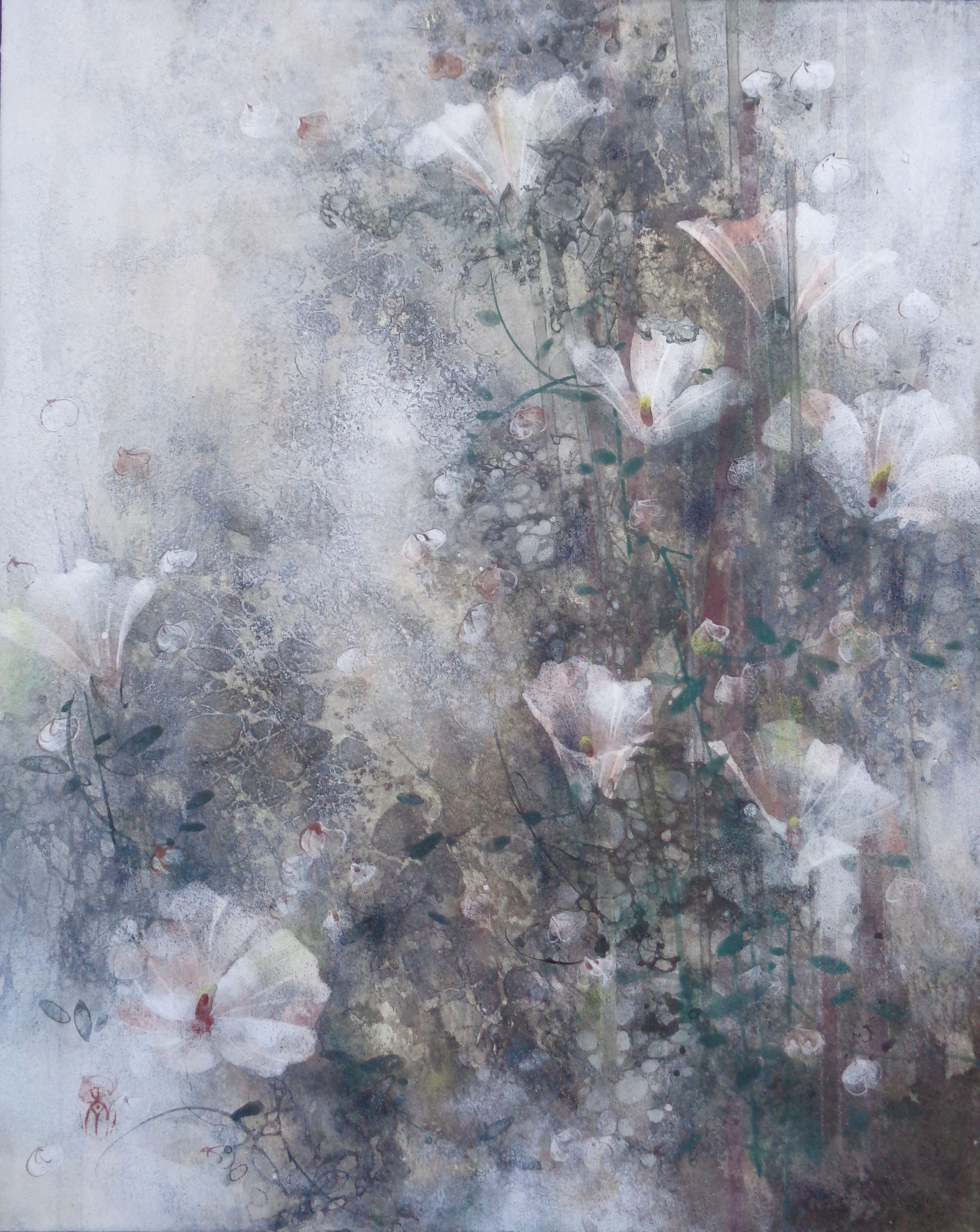 Linière,Chen Yiching,Contemporary painting