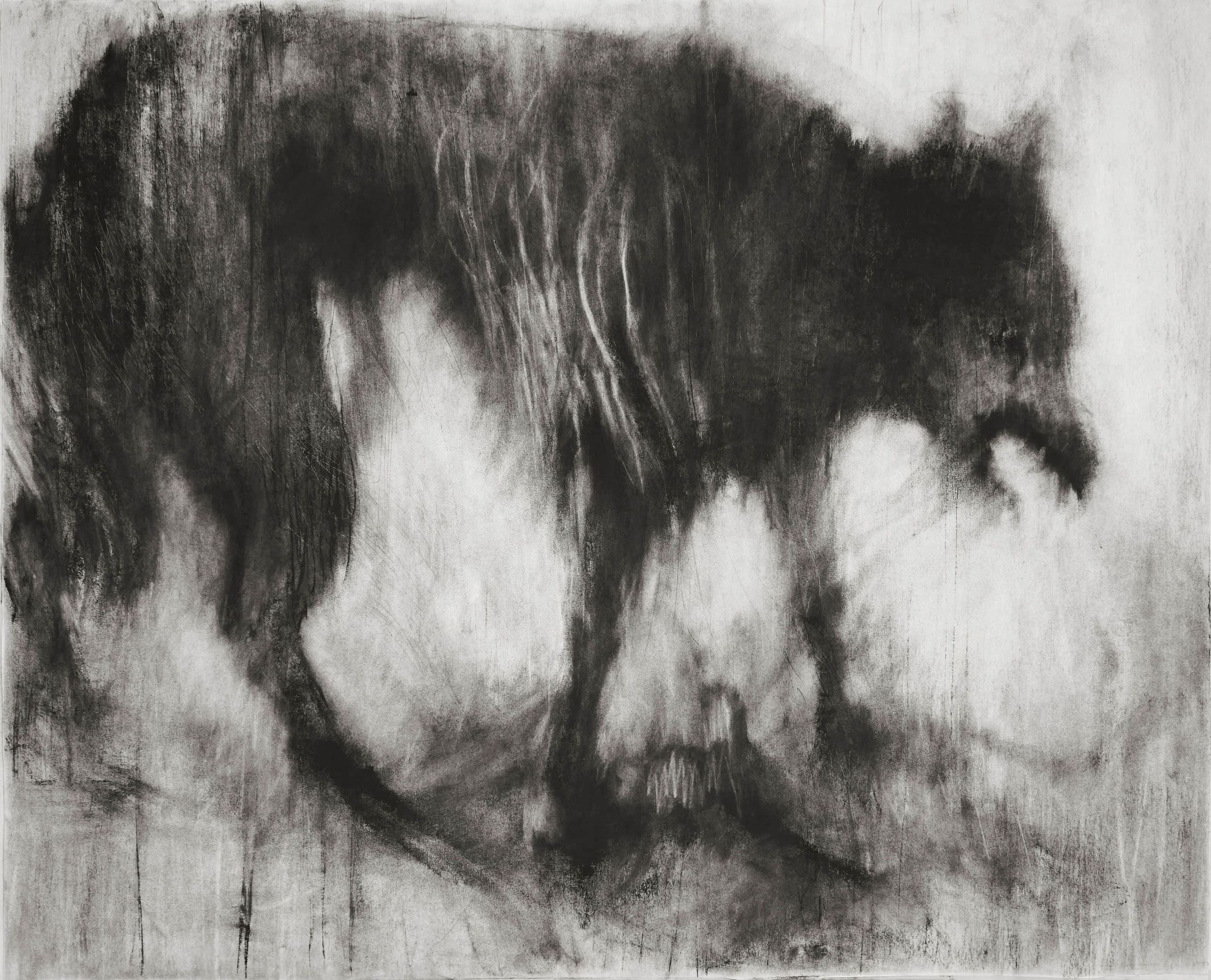 Wolf,Guy Oberson,Contemporary painting