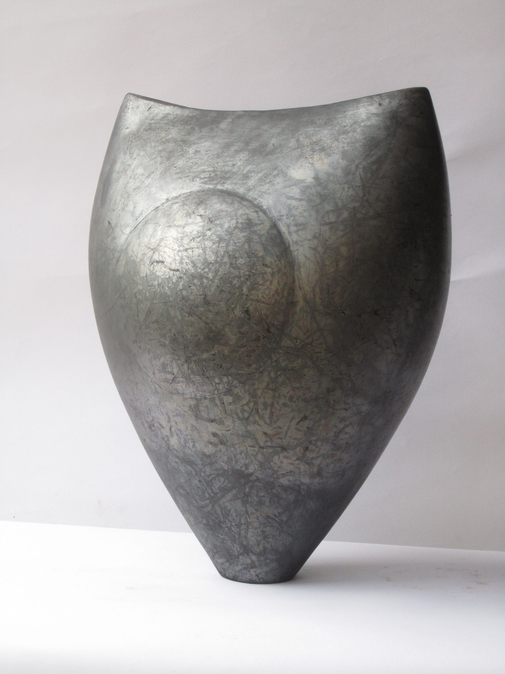 Black Moon,Tien Wen,Sculpture, detail 1
