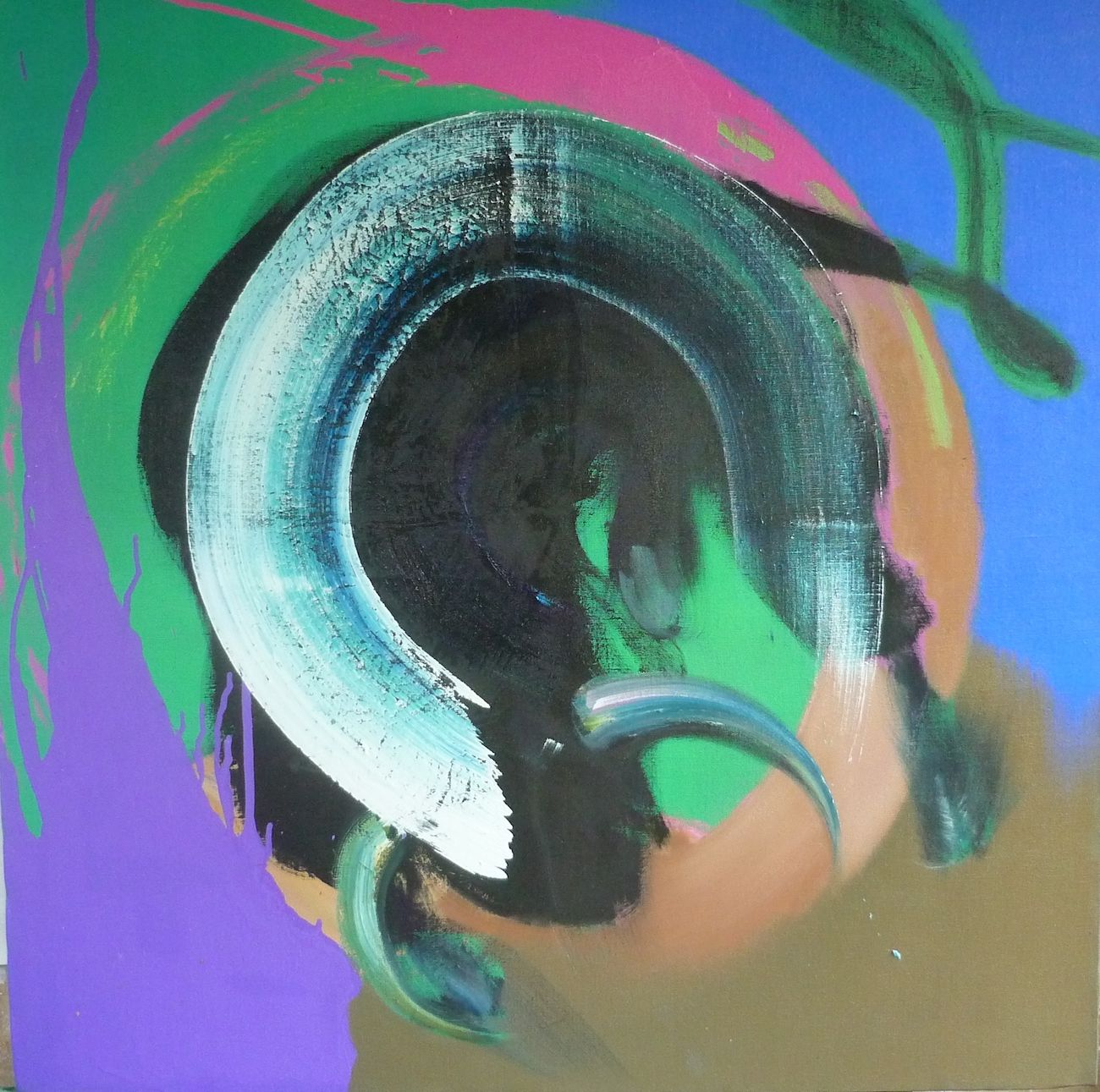 MITHRA - Christophe Dupety - Contemporary painting