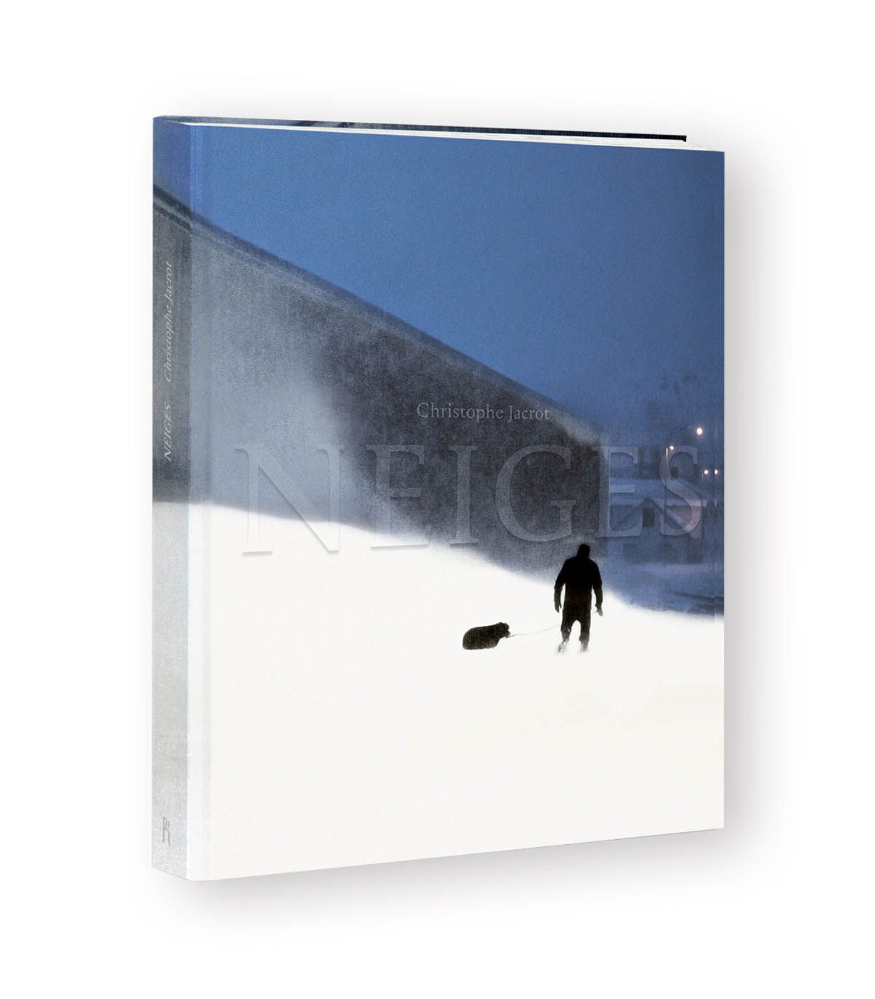 NEIGES - signed photography book,Christophe Jacrot,Photography, detail 2