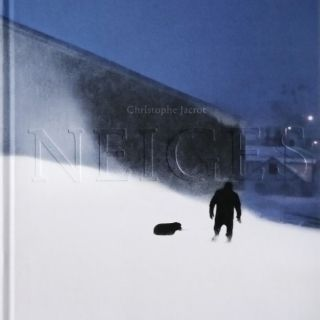NEIGES - signed photography book