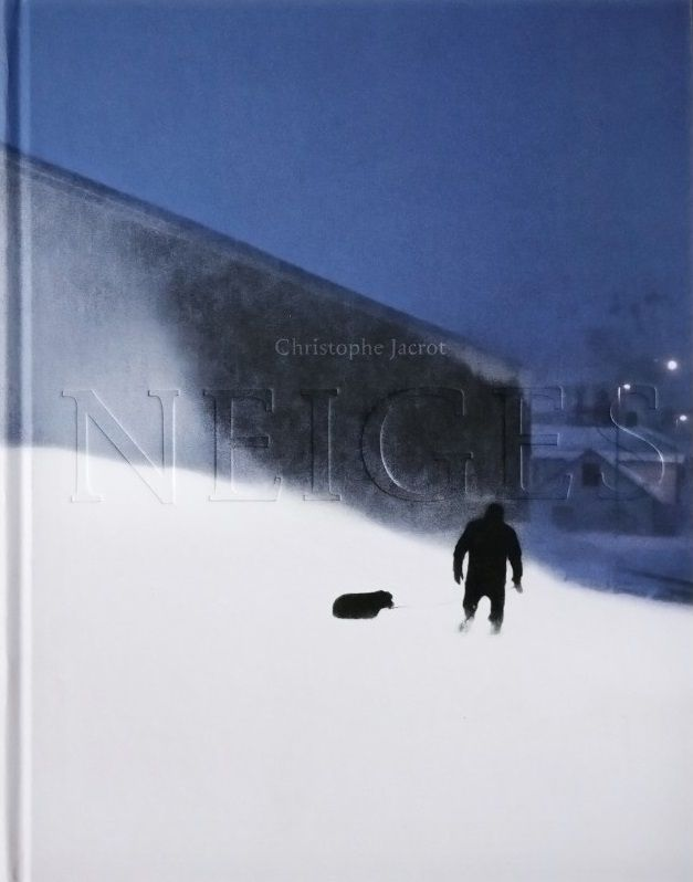 NEIGES - signed photography book - Christophe Jacrot - Photography