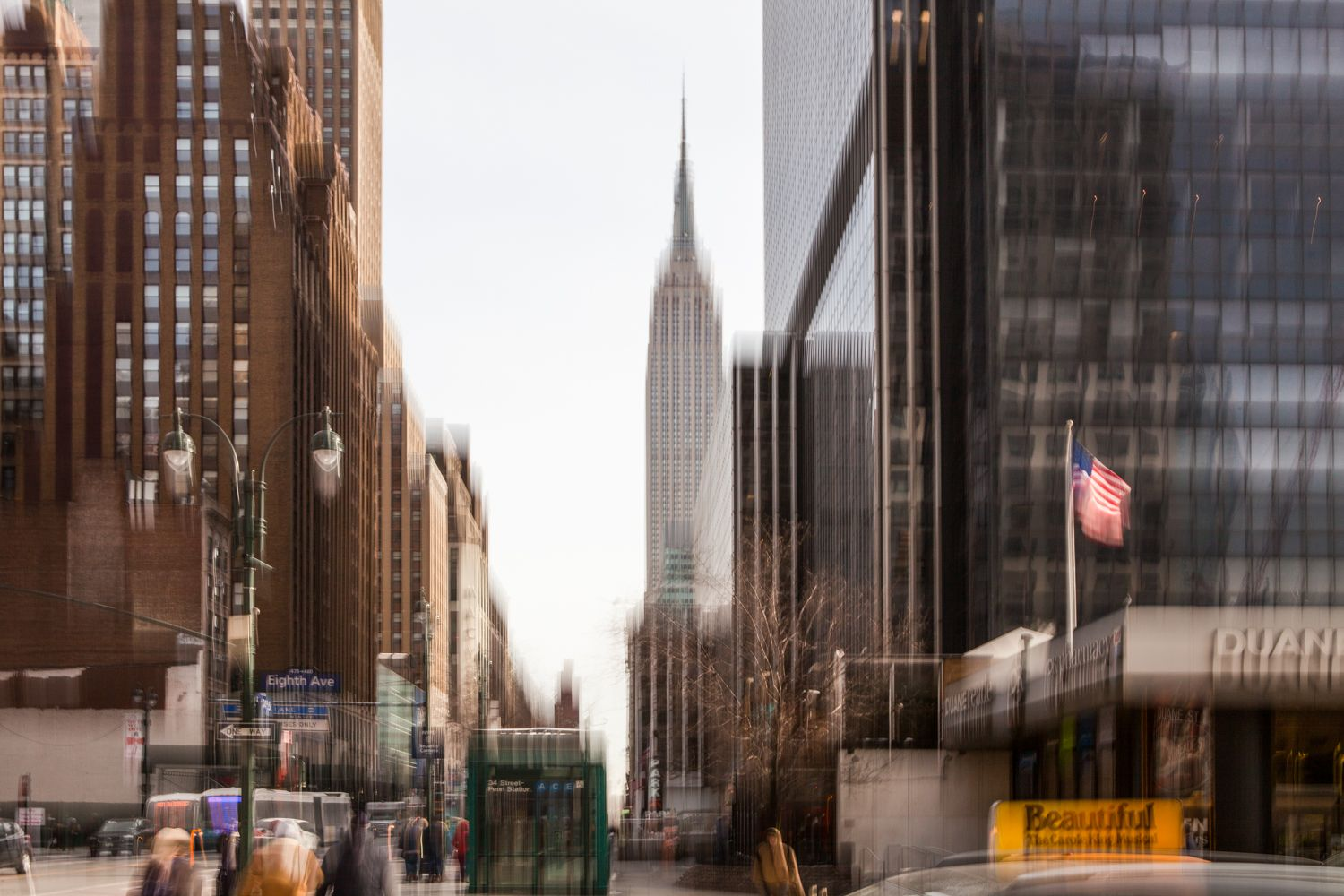 New York Dream 01,Xavier Dumoulin,Photographie