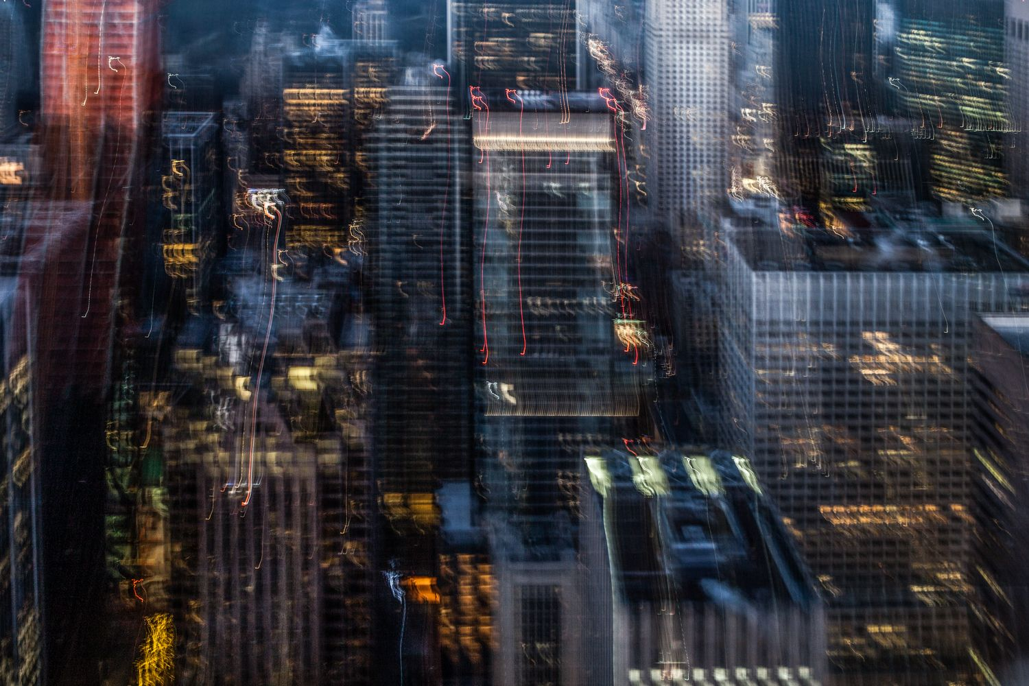 New York Dream 23,Xavier Dumoulin,Photographie contemporaine