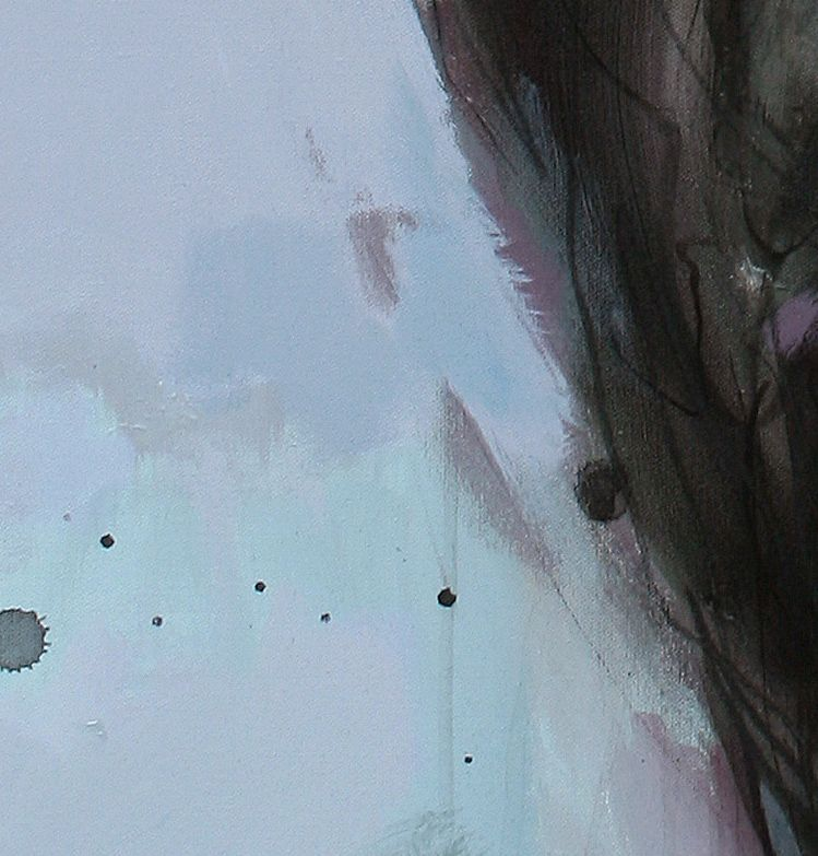 No.120,Hongyu Zhang,Peinture contemporaine, detail 2