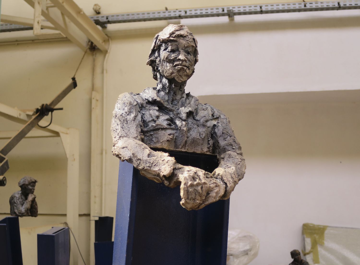 OFW's/Hom's V,Cécile Raynal,Sculpture