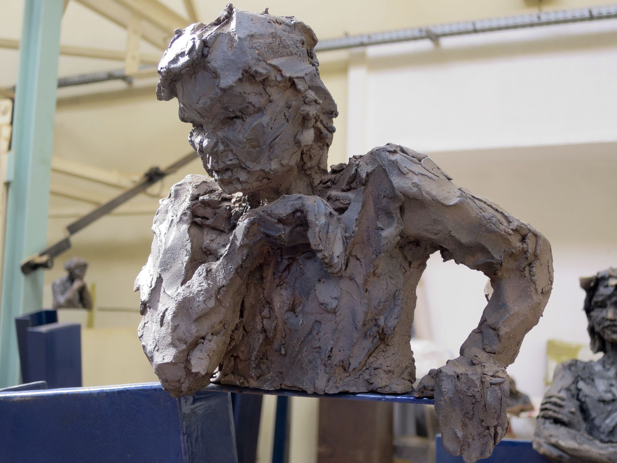 OFW's/Hom's VI,Cécile Raynal,Sculpture